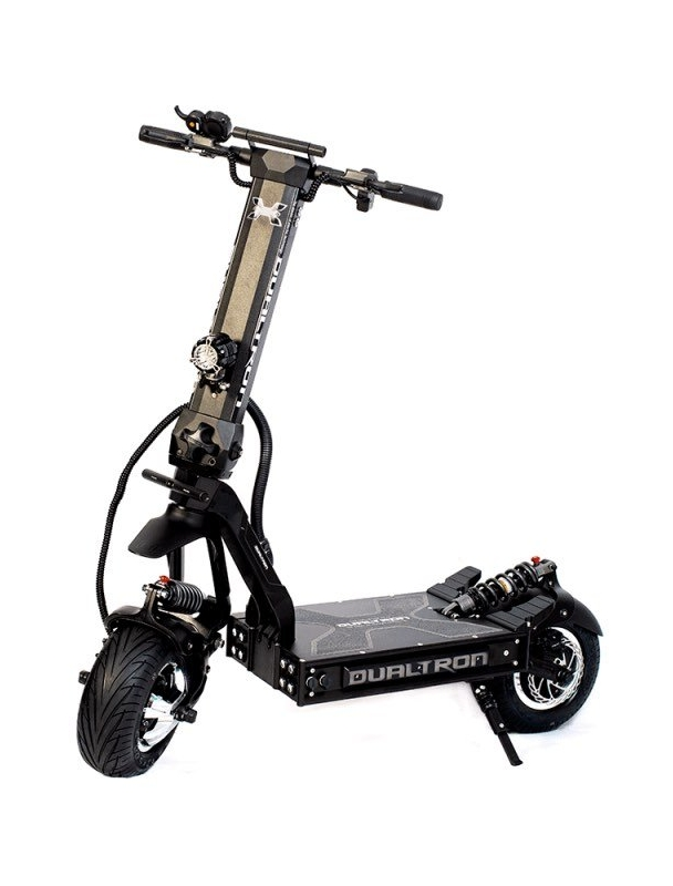 Electric scooters DUALTRON X2 Cover Photo