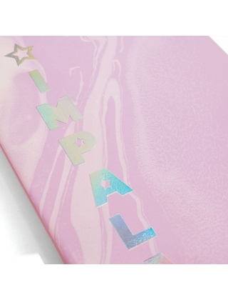 "IMPALA Cosmos Skateboard 8.25"" - Pink Photo 1"