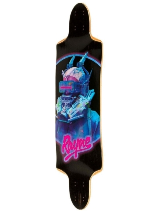 "Rayne Future Killer 35"" - Longboard Deck"