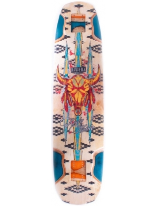 Riviera Buffalo Blunt Kody Noble Pro Model - Longboard Deck Only