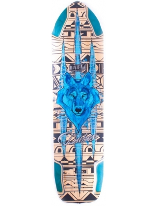 Riviera Dubes Special Pro Model - Longboard Deck Only