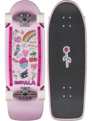 IMPALA Latis Cruiseboard - Pink