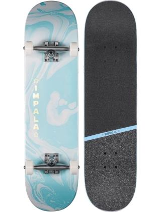 "IMPALA Cosmos Skateboard 8.0"" - Blue"