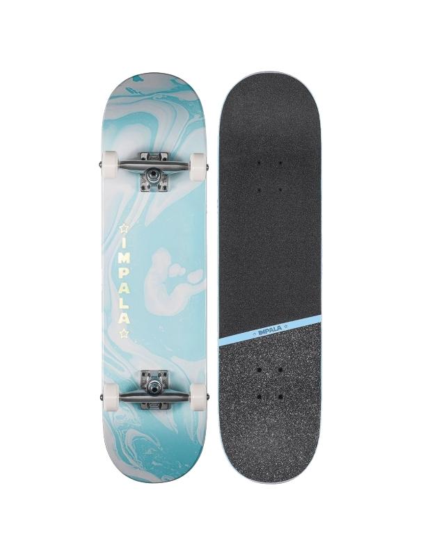 "IMPALA Cosmos Skateboard 8.0"" - Blue Cover Photo"