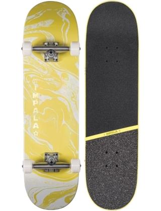 "IMPALA Cosmos Skateboard 8.5"" - Yellow"