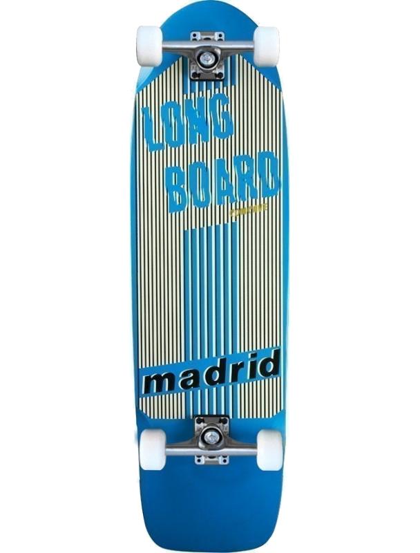 Madrid 36 - Cruiser Skateboard Complete