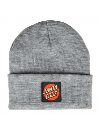 Santa Cruz Beanie Classic Label Dot -  many colors