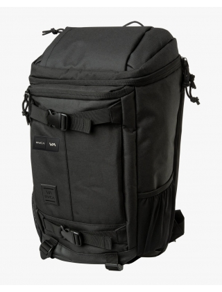 RVCA Voyage Skate Back Pack II - Black