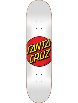 Santa Cruz Classic Dot Skateboard Deck 83