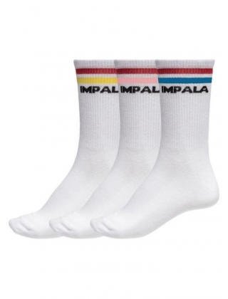 Impala - stripes sock set of 3