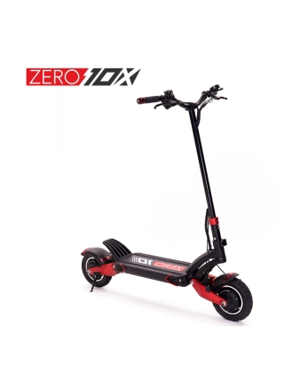 Electric scooters Zero 10 X  52 V 23 ah Photo 7