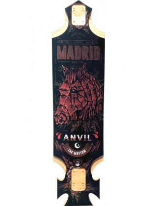 Madrid Pro Series Anvil Zak Maytum - Deck Only