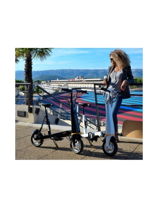 Electric scooters Onemile Halo City S Blue Photo 5