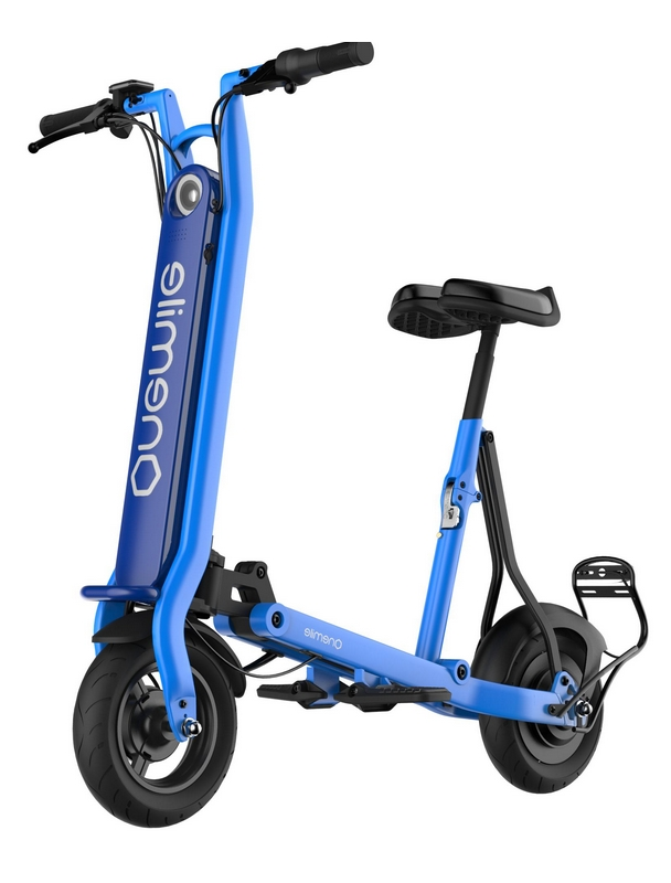 Electric scooters Onemile Halo City S Blue Cover Photo