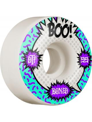Bones Boo Raps 55 V4 Wide Bones Street Tech Formula 103A