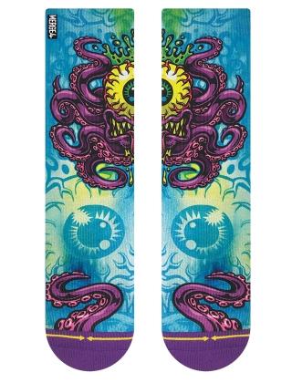 Merge4 Socks Jimbo Cycloptopus