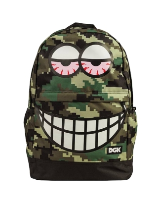 DGK Cap Smirk Backpack
