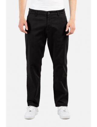 Pants Reell Regular Flex Chino - Black Photo 2