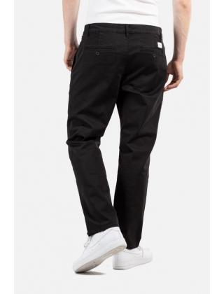 Pants Reell Regular Flex Chino - Black Photo 3