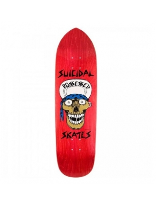Dogtown Suicidal Punk Point Skull - Deck only