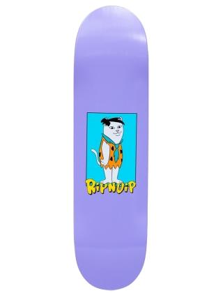 """RIPNDIP Bedrock Board Purple - 8.25"""""""