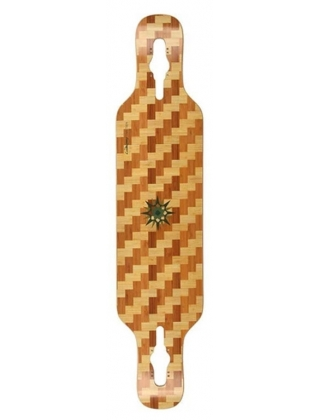 "Loaded Tan Tien Weave 39"" - Deck only"