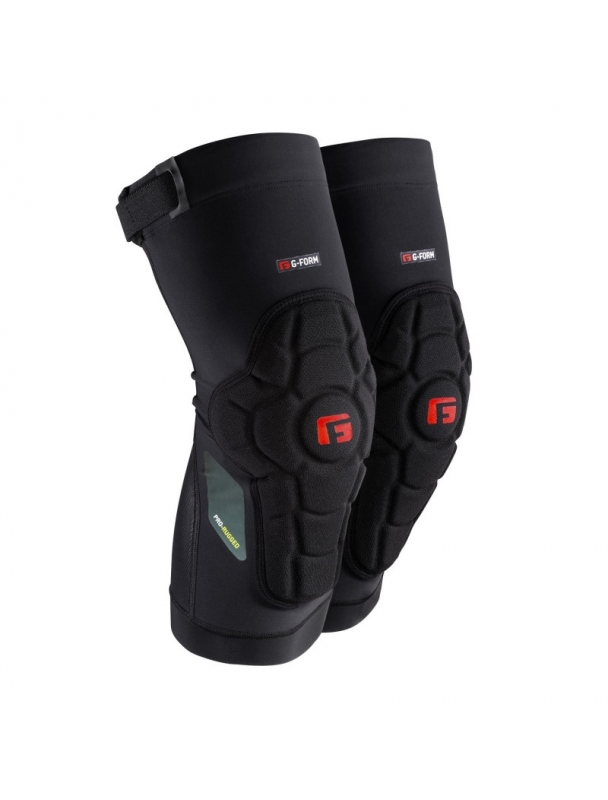 Knee pads skateboard, longboard G-Form Rugged Knee Guard - Black Cover Photo