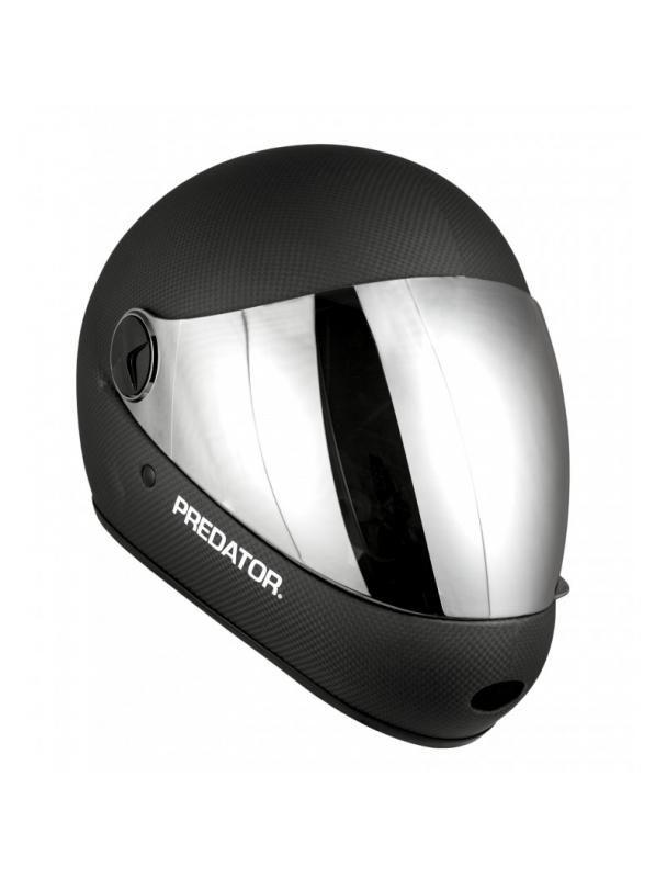 Helmet skateboard, longboard Predator DH6-X Carbon Fullface Helmet Cover Photo