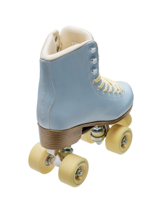 Impala Quad Skate - Sky Blue/Yellow