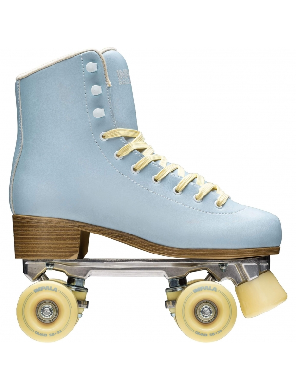 Patins à roulettes Impala Quad Skate - Sky Blue/Yellow Cover Photo