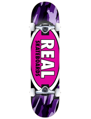 REAL Team Oval Camo 8.0 - Complete