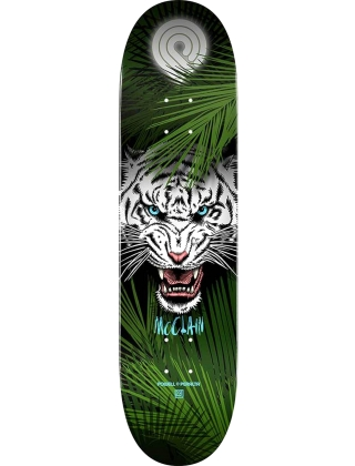 "Powell Deck Brad McClain Tiger 8.25"" - Deck"