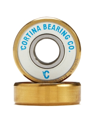 Cortina Bearings Kevin Bradley Signature Model - Gold/Silver
