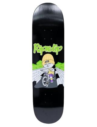 RIPNDIP Must Be Riding Road - Black