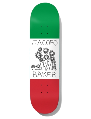 "Baker Jacopo Central 8.0"" - Deck"