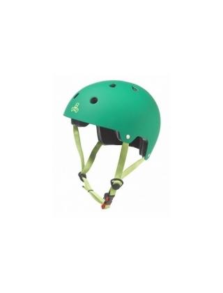 Helmet skateboard, longboard Triple Eight Brainsaver Dual Certified Helmet - EPS Liner Photo 2