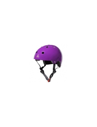 Helmet skateboard, longboard Triple Eight Brainsaver Dual Certified Helmet - EPS Liner Photo 3