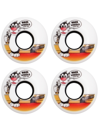 Haze Wheels Big  Brauther 55mm - 85A