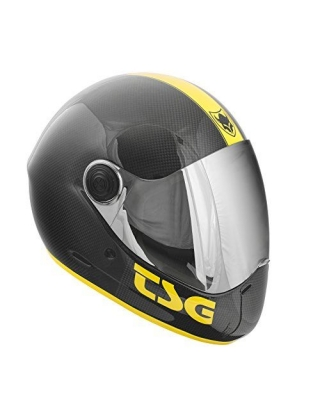 TSG Safety helmet Pass Pro Carbon
