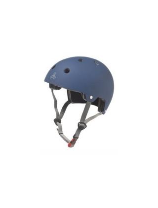 Helmet skateboard, longboard Triple Eight Brainsaver Dual Certified Helmet - EPS Liner Photo 7