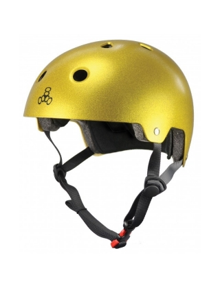 Helmet skateboard, longboard Triple Eight Brainsaver Dual Certified Helmet - EPS Liner Photo 8