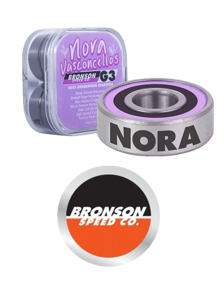 Bronson Speed Co. Nora Vasconcellos Pro G3