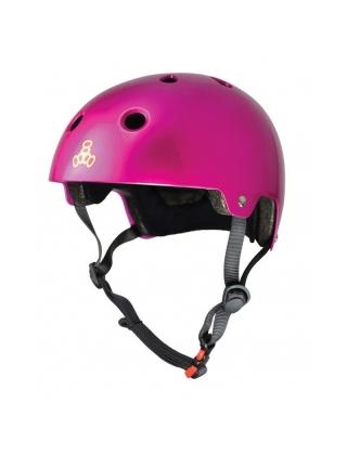 Helmet skateboard, longboard Triple Eight Brainsaver Dual Certified Helmet - EPS Liner Photo 9