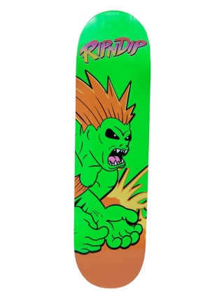 "RIPNDIP Button Mash Board 8.25"" - Green"