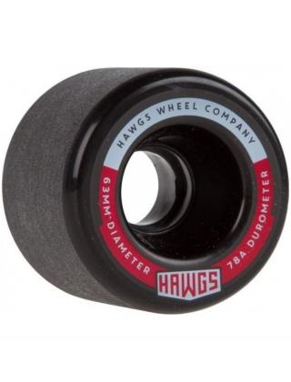 Hawgs Fatty Wheels 63mm - Multi