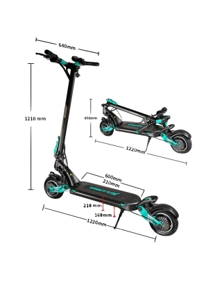 Electric scooters VSETT 9 Pre-Order (Available Mid February) Photo 2