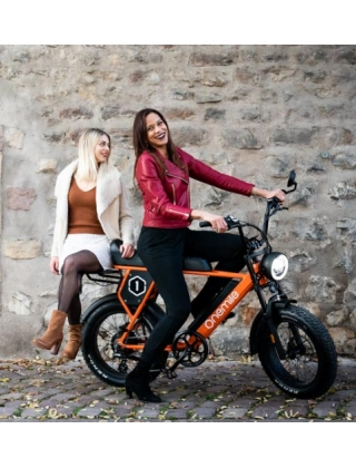 Electric bike Onemile Scrambler S Photo 2