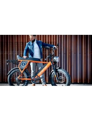 Electric bike Onemile Scrambler S Photo 4