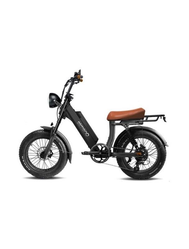 Electric bike Onemile Scrambler V Cover Photo
