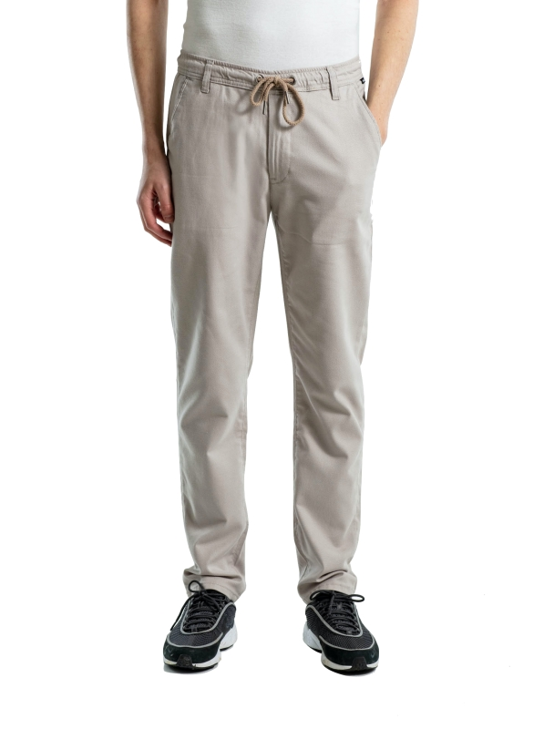 Pants REELLS Jeans Reflex Easy Superior - Beige Cover Photo